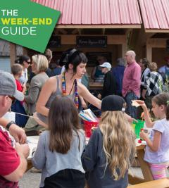 What to do this weekend - Showcasing Coaticook