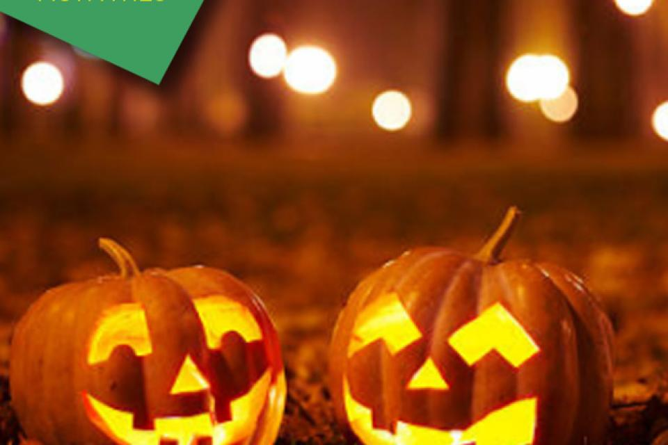 What to do this weekend - Halloween is just around the corner!