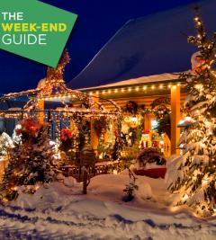 What to do this weekend (December 1-3)
