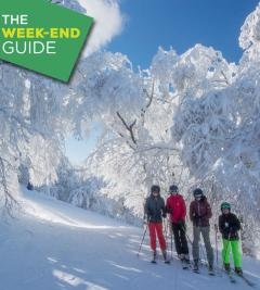 What to do this weekend (Decembre 15-17)