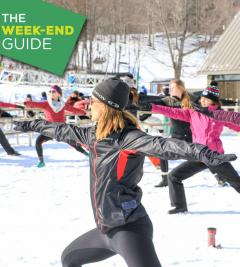 What to do this weekend (February 16-18)