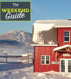 What to do this weekend (March 16-18)