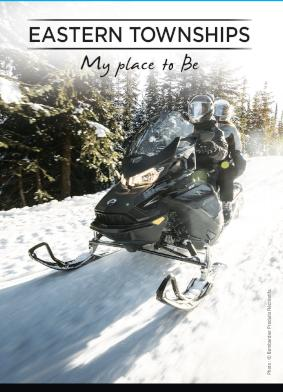 Snowmobile trail map 2018-2020