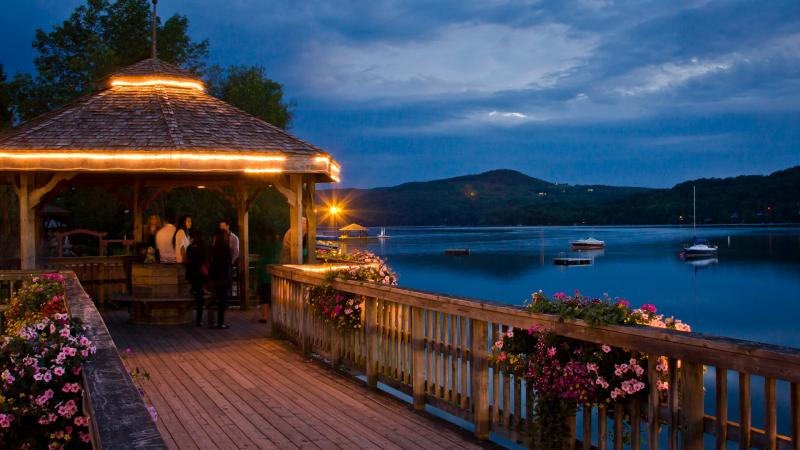 North Hatley Memphrémagog Eastern Townships Quebec - 7 things to see and do in quebecs eastern townships