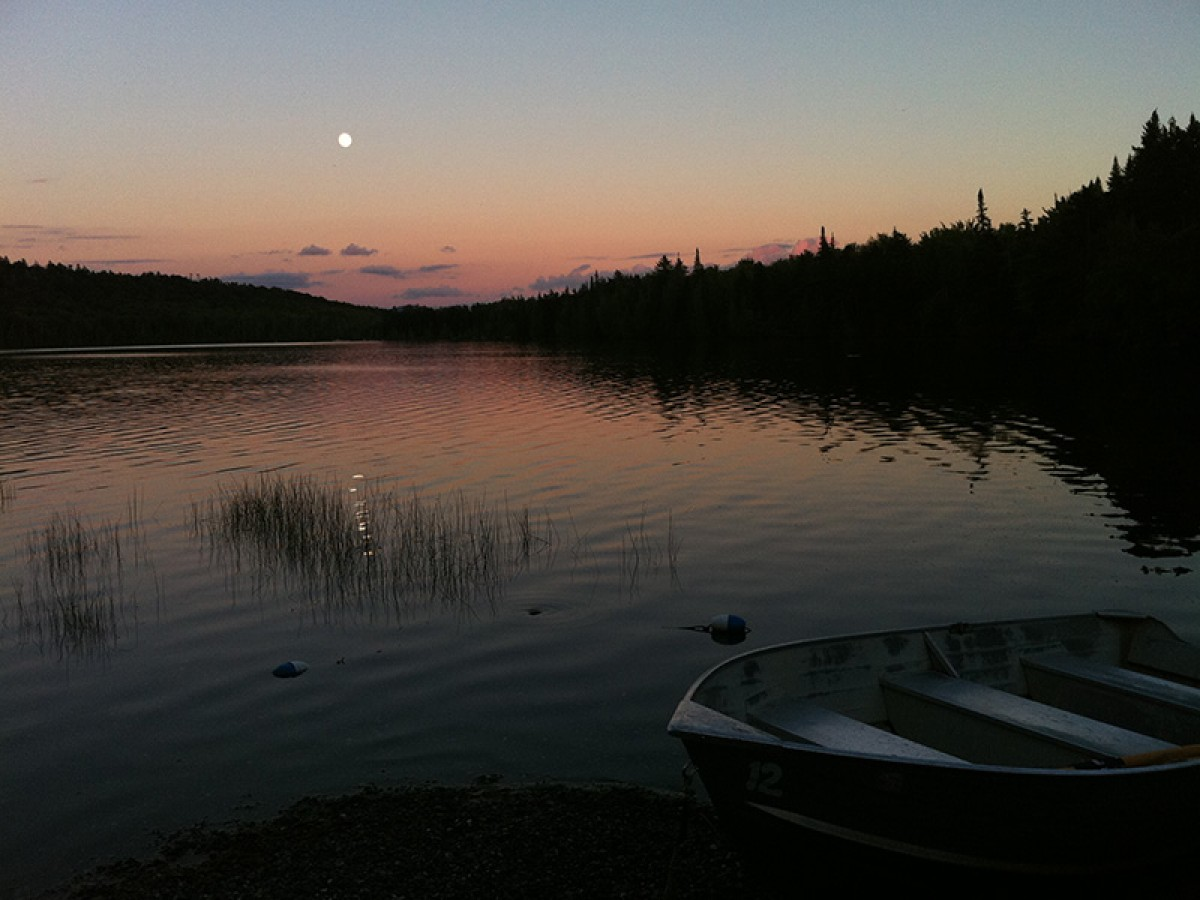 Seven places to go fishing in the Townships | Eastern Townships (Quebec)