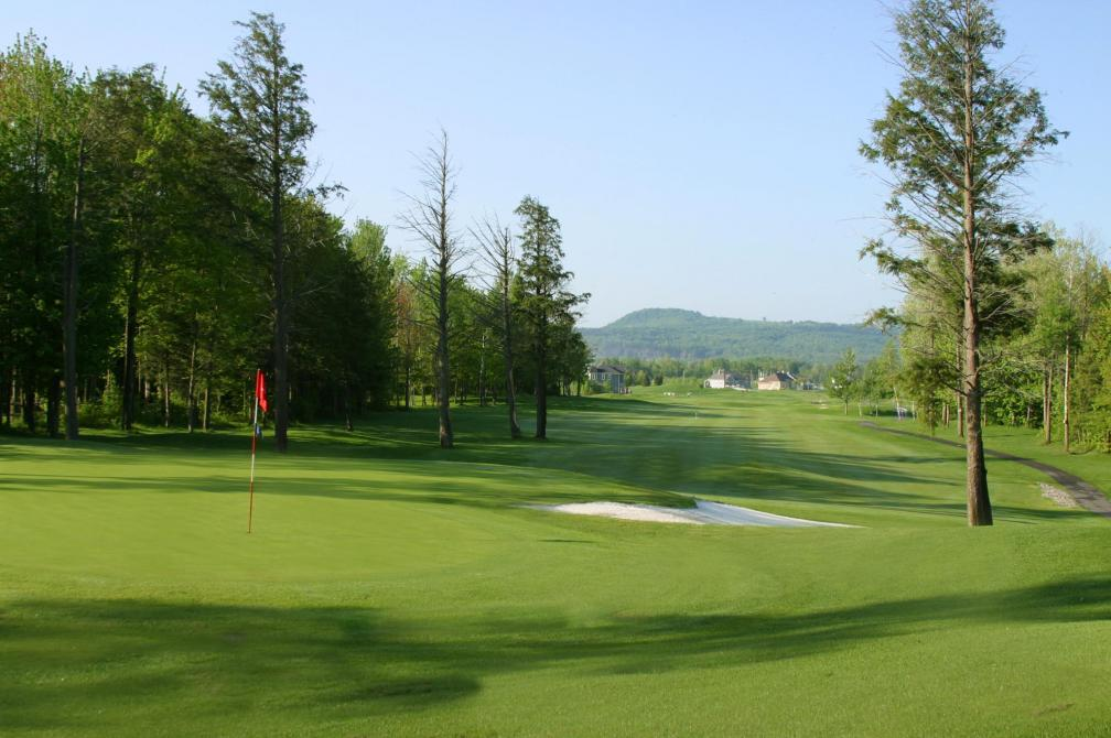 8th Hole: Hole no.8