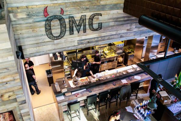 Omg Restaurant Sherbrooke Quebec