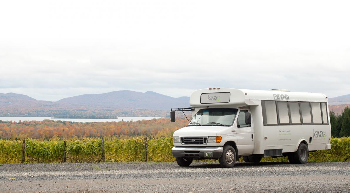 Wine Country tours: Kava Tours' mini-car - Wine Country tours