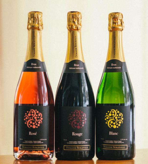 Our sparkling wines:
