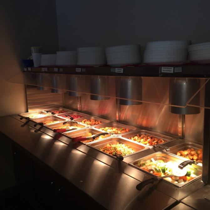 Buffet Asie: Coaticook