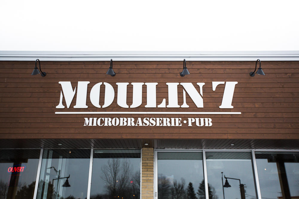 Microbrasserie Moulin 7: Asbestos