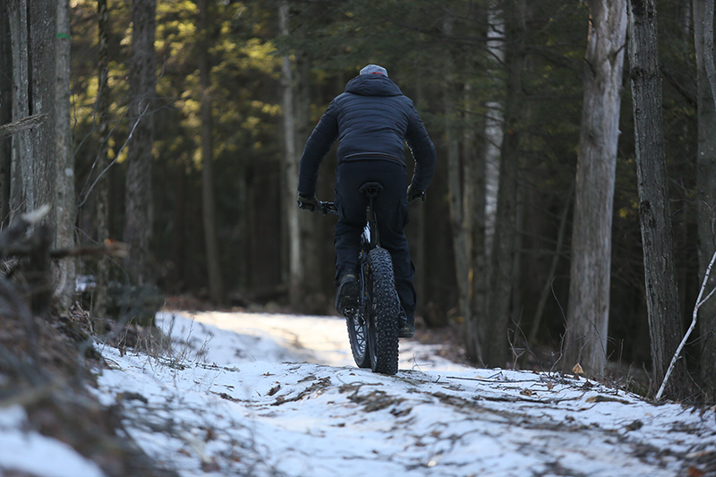 Parc de la Gorge de Coaticook: Mountain bike and Fatbike, Coaticook