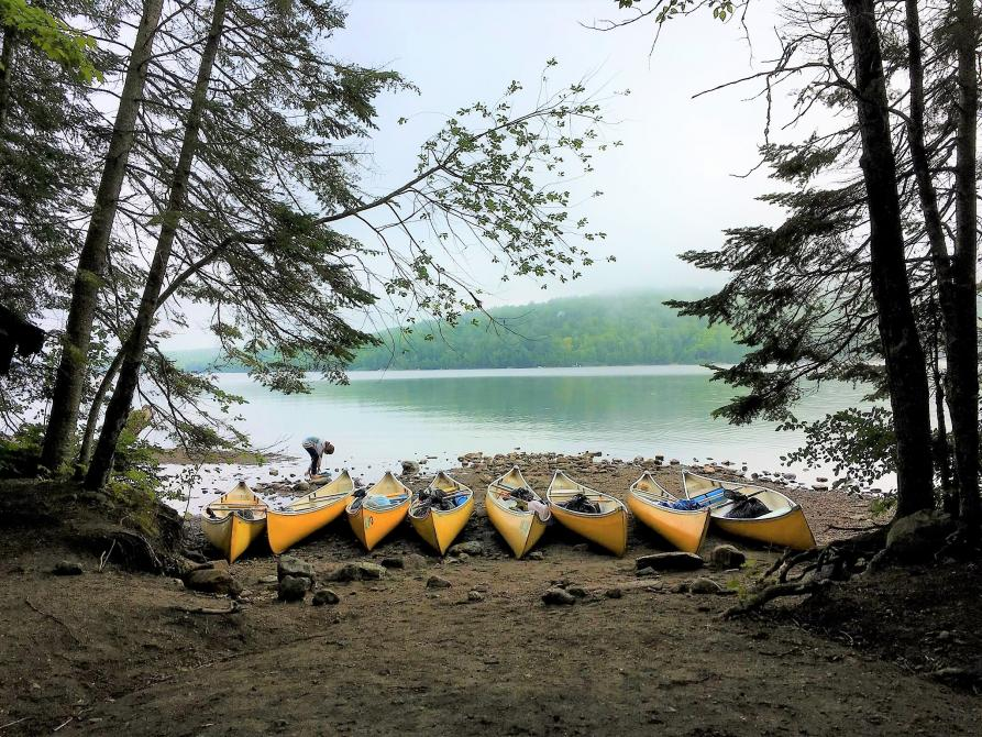 Camp Claret du Lac-Elgin: Stratford