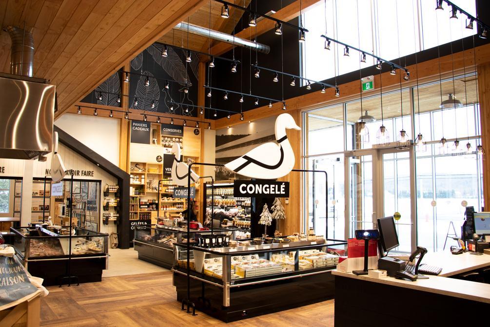 Brome Lake Ducks Ltd: Store