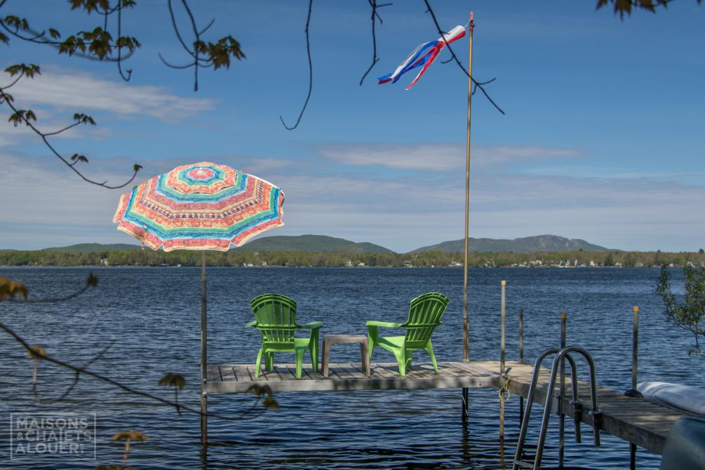 Au Canard Branchu du Lac Brome: Cottage for rent