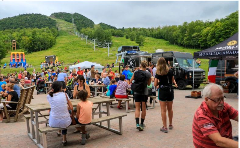 Foodtruck: Mont-Orford