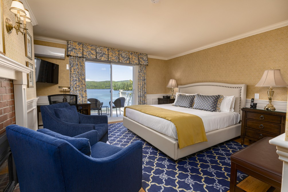 Room: Ripplecove - Hotel & Spa on the lake