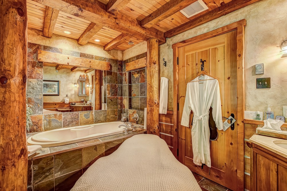 Ripplecove - Hotel & Spa on the lake: Treatment room