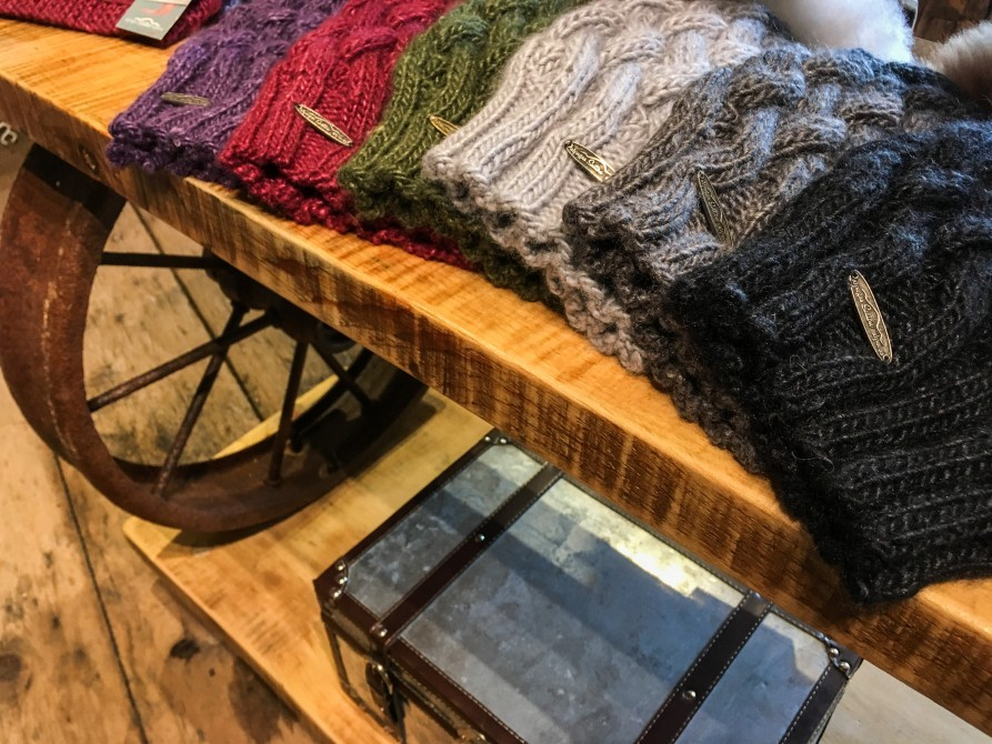 Farm shop & knits: