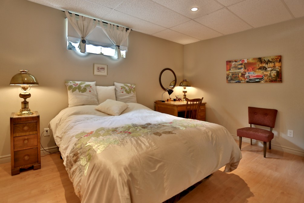 Room: Chalet Beaudin Lac Wallace