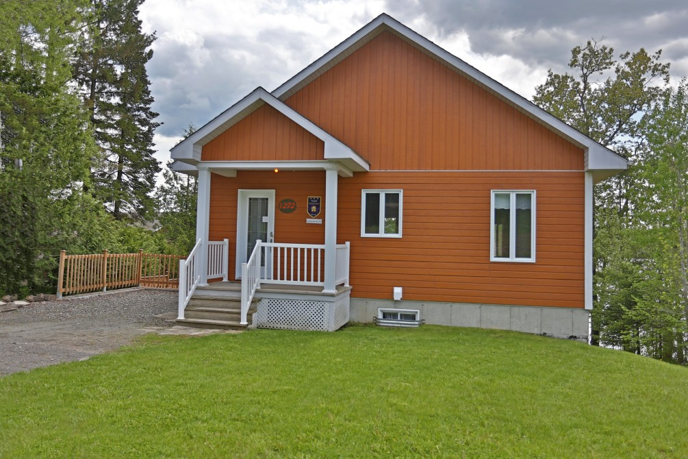 Steet view: Chalet Beaudin Lac Wallace