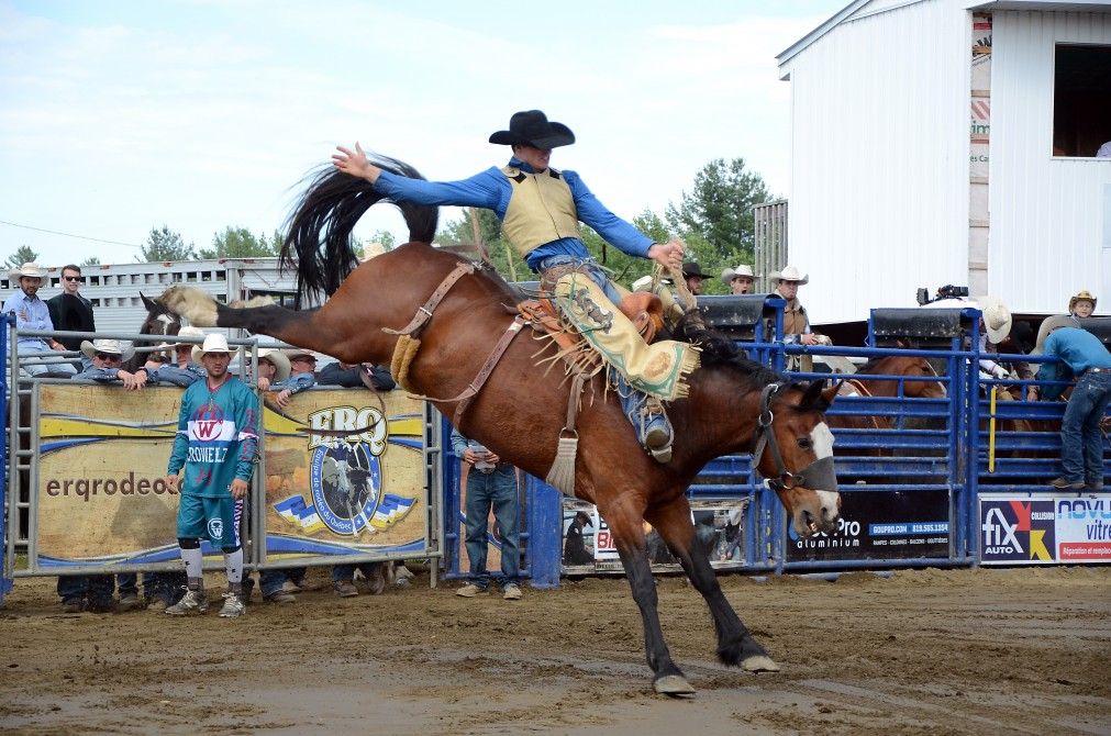 Ayer's Cliff Rodeo: