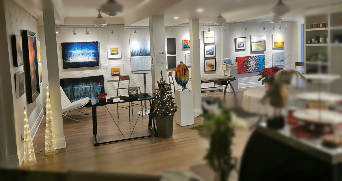 Gallery: Artsversus Art Gallery  in Sherbrooke