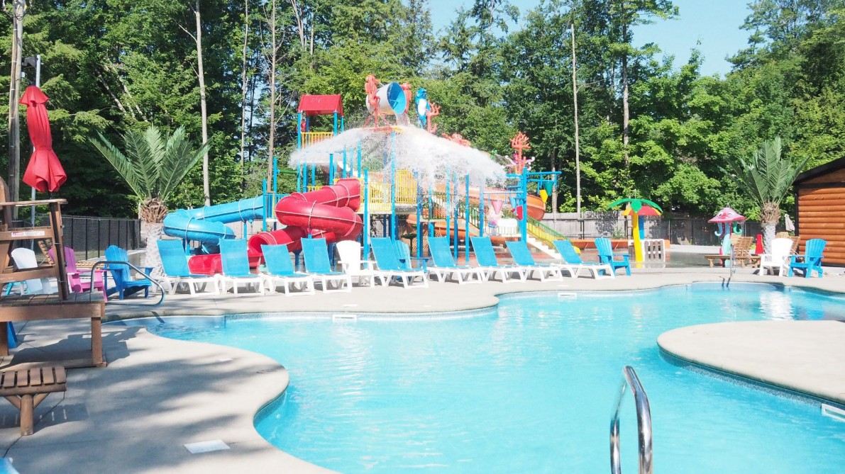 Camping Vacances Bromont: