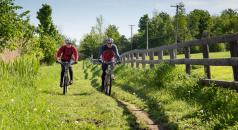 Cycling package in Bromont & Surroundings