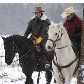Horseback riding packages