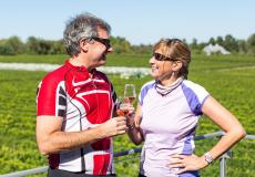 The Eastern Townships: Quebec's first wine-producing region