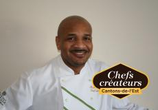 Creative chef Alain Ferraty