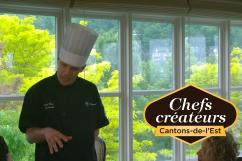 Creative chef Mirsad Basic
