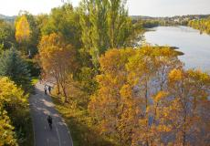 Why Cycle in the Eastern Townships?