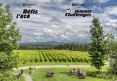 Summer Challenges - Eastern Townships - Sutton