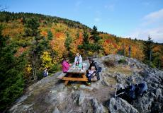 Autumn Hikes for the Family
