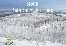 Bromont: Nature at its Best