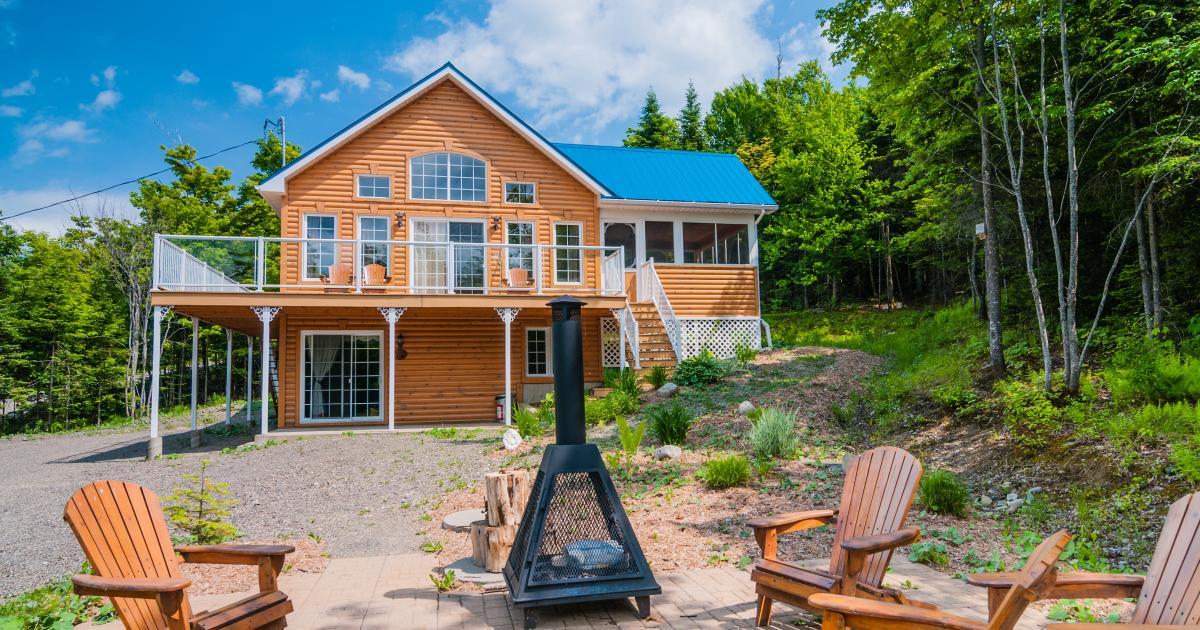 Cottage Rentals   Eastern Townships, Québec